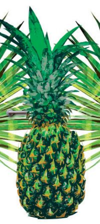 deursticker ananas 2