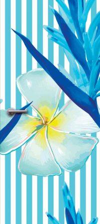 deursticker bloem2