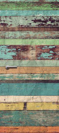 deursticker hout