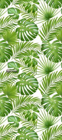 deursticker botanisch